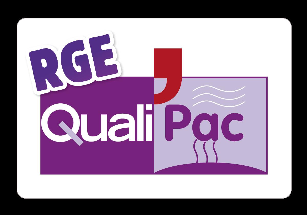 .CF2C.Génie climatique.Auvergne.Chauffage.Climatisation.8.Logo.Qualipac.RGE.